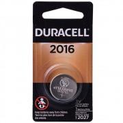 6 Pilhas Cr 2016 Duracell 3v Bateria De Lítio Moeda Dl 2016
