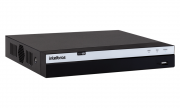 DVR Intelbras Full HD MHDX 3116 16 Canais IP HD 04 TB Purple