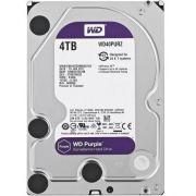 Hd Interno Wd Purple 4 TB Surveillance Sata 5400 Tf WD40PURZ