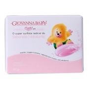 Kit 3 Sabonetes Infantil Giovanna Baby Giby Rosa 80g
