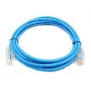 Patch Cord 1,50 Azul 10/100 Cat 5e Furukawa Soho Plus Kit C/10