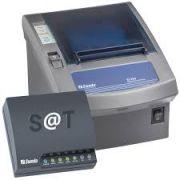 KIT SAT SS2000 Ethernet + Impressora Térmica SI250 USB