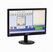 Monitor LED Widescreen 18 Sweda Preto