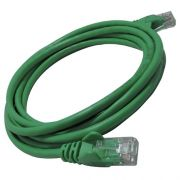 Patch Cord Cat 5e 1,50 Verde Data Conect