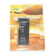 Placa PCI 2 Seriais Rs232 Feasso Com Low Profile JPSS01