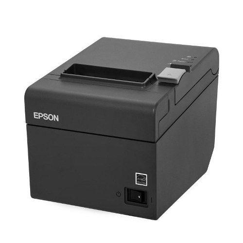 Impressora Térmica Não Fiscal EpsonTMT20 Ethernet Rede Usada