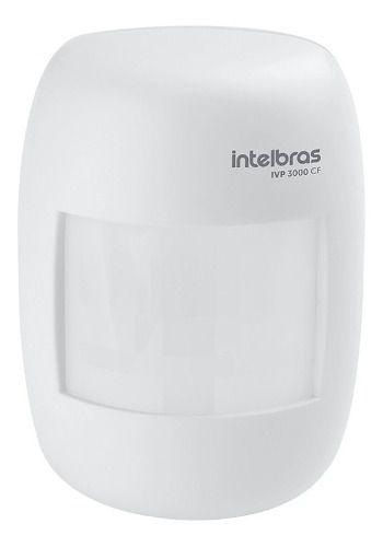 Sensor De Presença Infravermelho Ivp 3000 Cf Intelbras