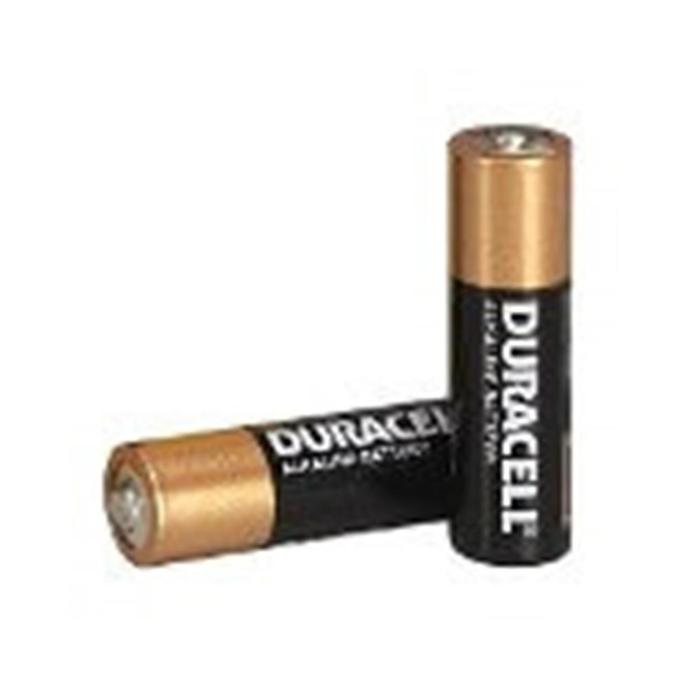 48 Pilhas Duracell Alcalina Pequena AA Cartela com 2 Atacado