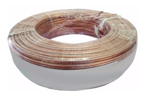 Fio Paralelo Crista Ste Bicolor 2x12 2,50 Mm Rolo 100 Metros