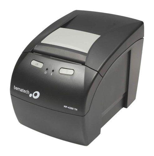 Impressora Térmica Não Fiscal Bematech Mp 4200 Ethernet