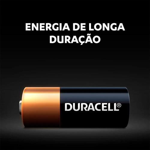 5 Pilha Alcalina Mn21a23 12v Duracell Bateria Original