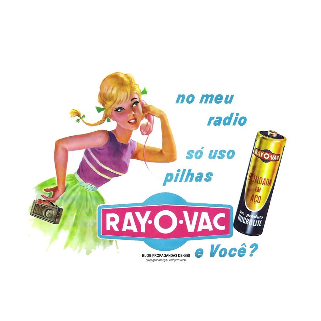 6 Pilhas D Grande Comum Zinco Rayovac para Jogos Brinquedos Lanternas