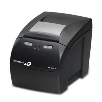 Impressora Térmica De Cupom Bematech MP 4200 Usb Preto