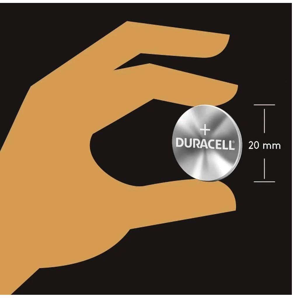 Bateria CR2025 Duracell 3v Lithium  Pilha Moeda Botão