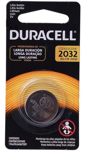 Bateria Cr2032 Duracell 3v Lítio Moeda 24 Un Revenda Atacado
