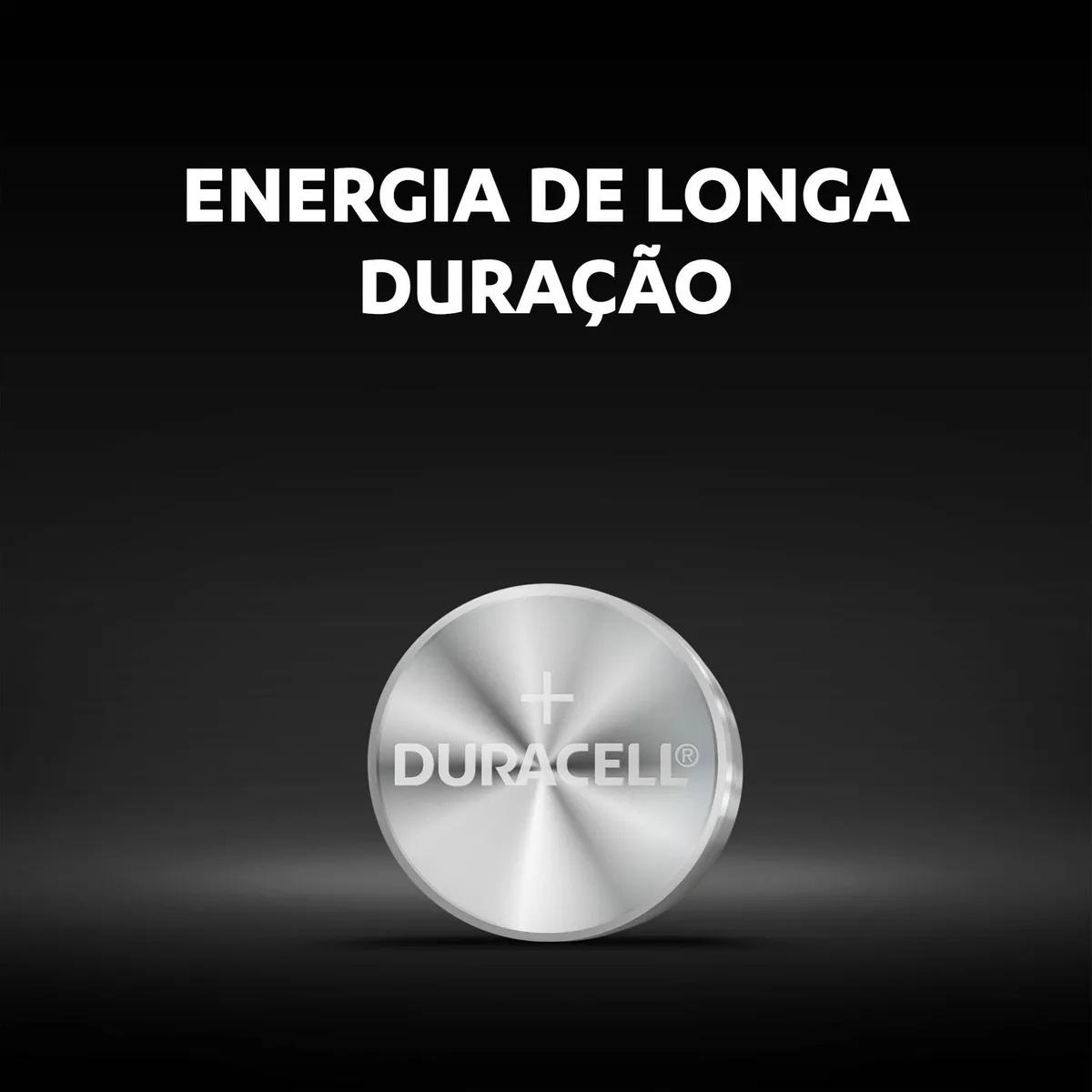 Bateria Duracell Lr44 A76 Px76a V13ga 2 Cartela C/4 Unidades