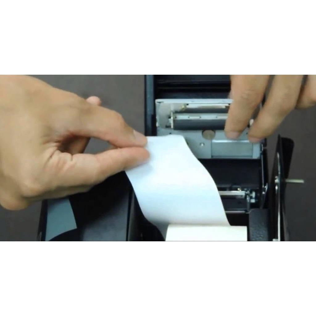 Bobina 57x20 2 Vias Silfer Branca Autocopiativo Caixa 30