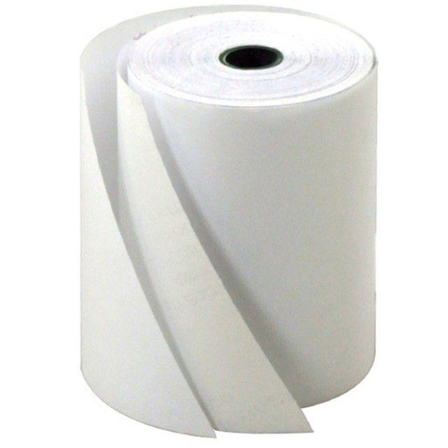 Bobina 2 Vias 76x22 Silfer Branca Autocopiativo Caixa 30