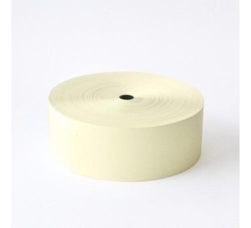 Bobina Térmica 76x365 Amarela Para Relógio De Ponto C/1 Rolo