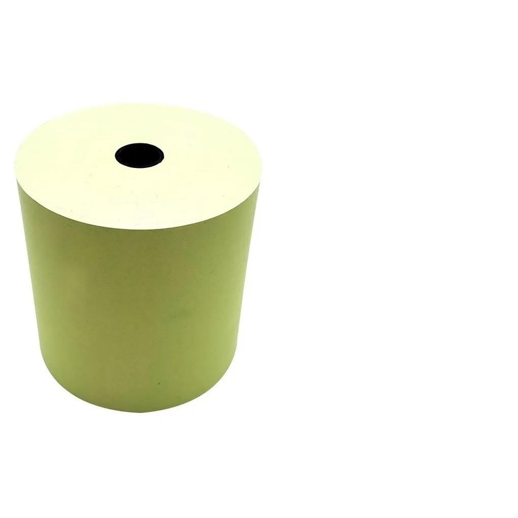 Bobina Térmica Amarela 80x80  Caixa C/16 Para Impressoras Ecf Sat Pdv Cupom