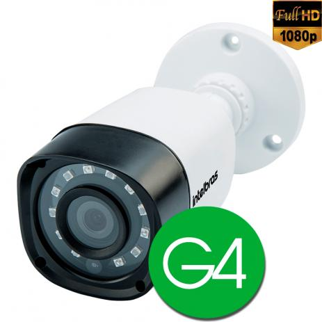 Câmera Intelbras VHD 3230 B G4 Bullet FullHD 1080p HDCVI 30M