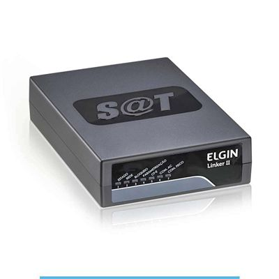 Combo SAT Fiscal Linker SAT II + Impressora i9 - Elgin