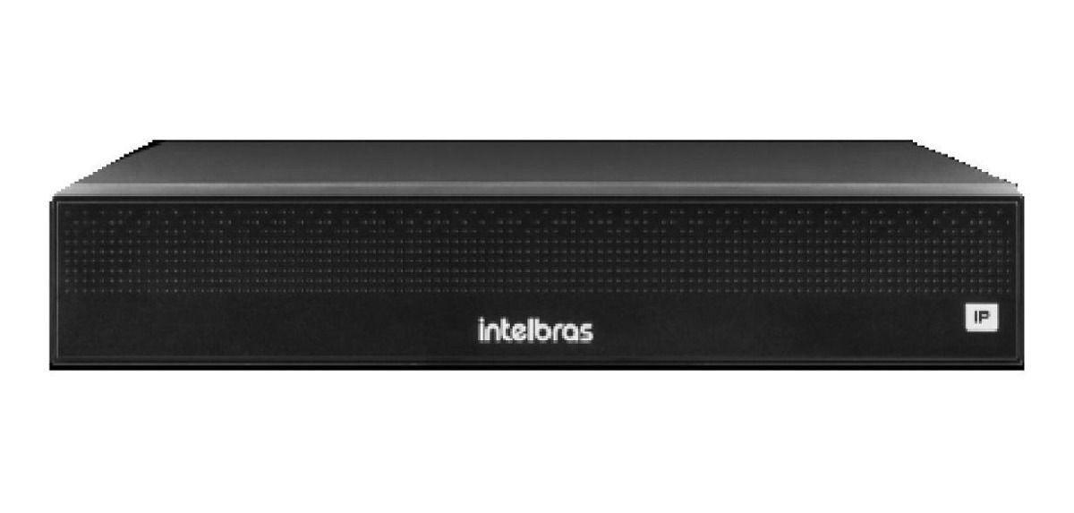 Nvr Gravador Vídeo 4 Canais Nvd 1304 Intelbras HD 1TB Purple