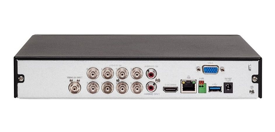 DVR Gravador MHDX 5208 Intelbras 8 Canais 4k HD 8 TB Purple