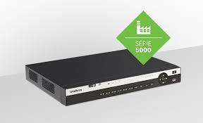 DVR Gravador MHDX 5216 Intelbras 16 Canais 4k HD 6 TB Purple