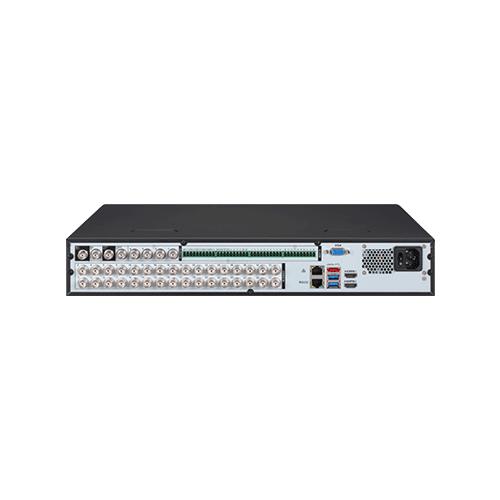 DVR Gravador MHDX 7132 Intelbras 32 Canais 4k HD 6 TB Purple