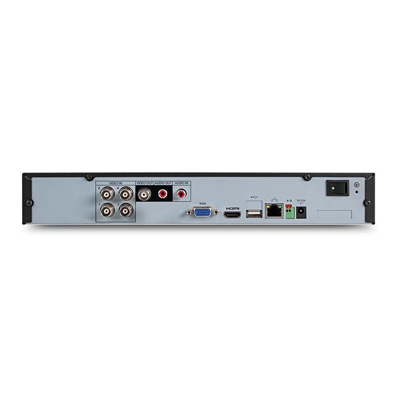 DVR Intelbras Full HD MHDX 3104 4 Canais IP HD 10 TB Purple