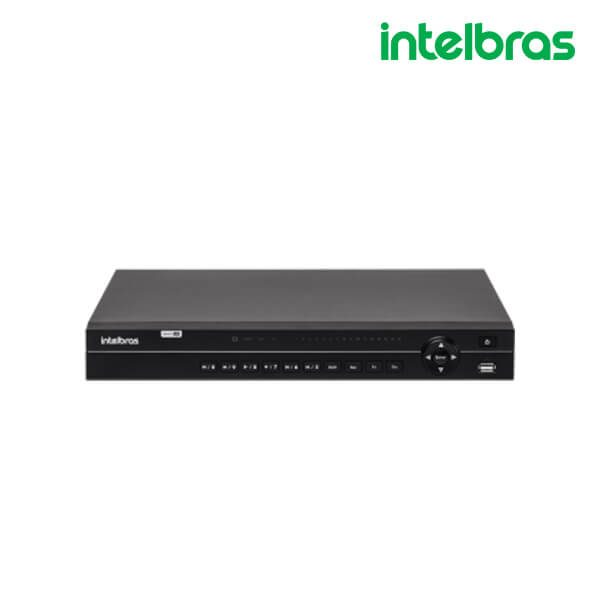 DVR MultiHD Intelbras MHDX1132 32 Canais 1080p HD 8TB Purple
