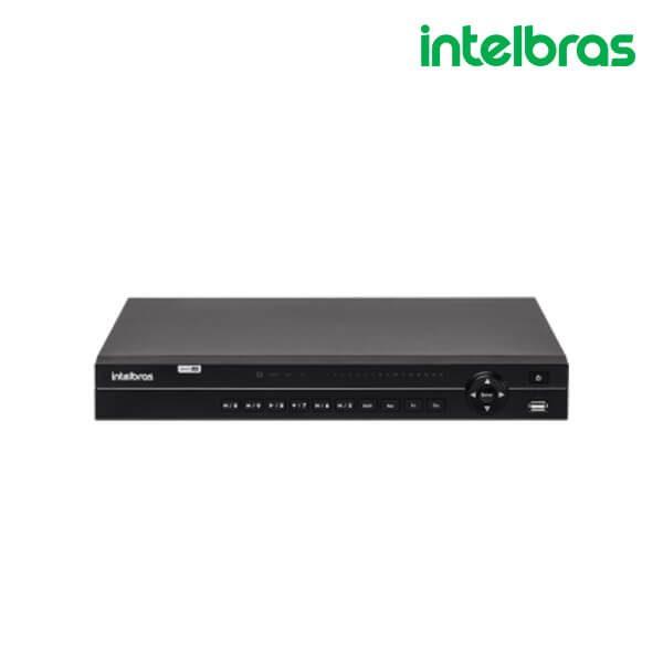 DVR Multi HD Intelbras MHDX 1132 32 Canais 1080p Sem HD