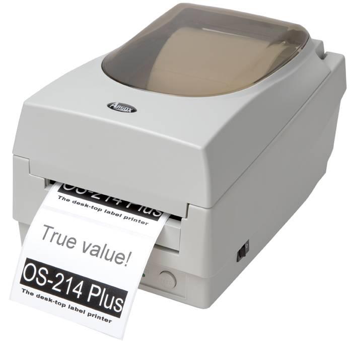 Impressora De Etiquetas Térmica Argox Os 214 Plus