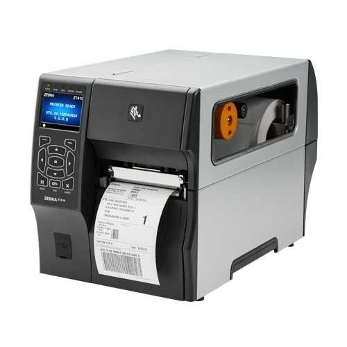 Impressora De Etiquetas Térmica Zt410 Zebra 203 Dpi