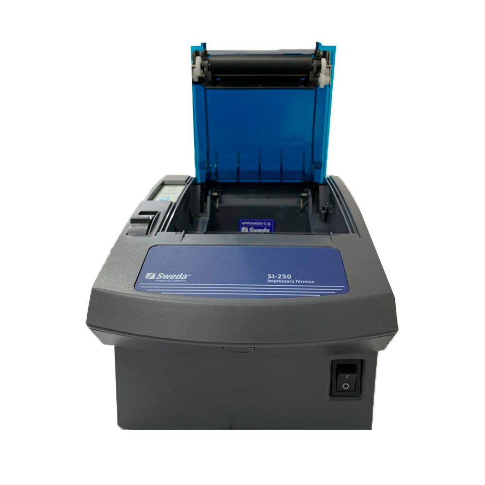 Impressora Térmica de Cupom Sweda SI 250 USB e Serial