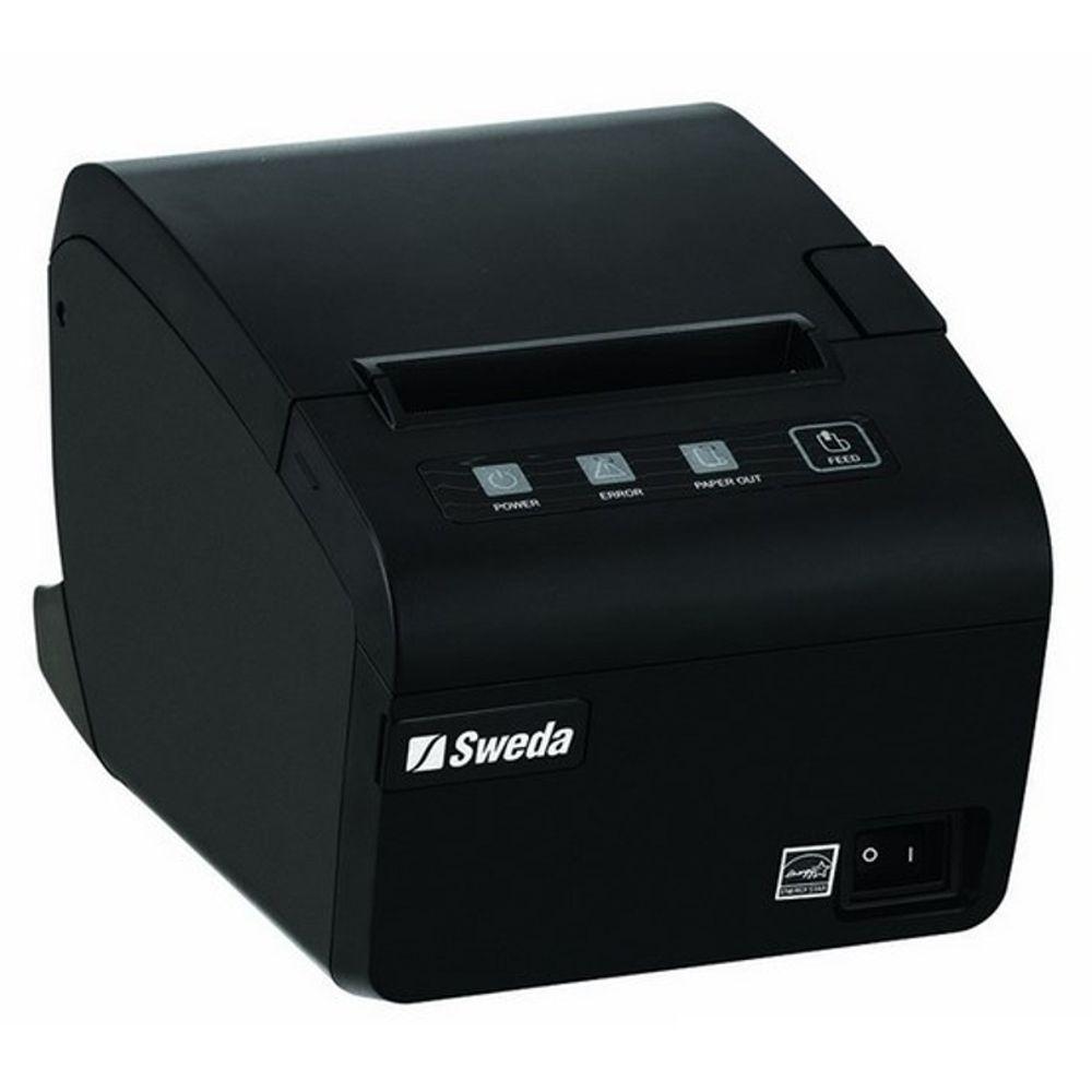 Impressora Térmica de Cupom Sweda SI 300S USB e Serial