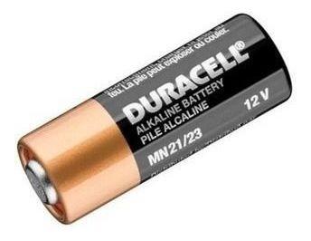 Kit 12 Pilha Alcalina Mn21A23 Duracell Bateria 12v Alarmes
