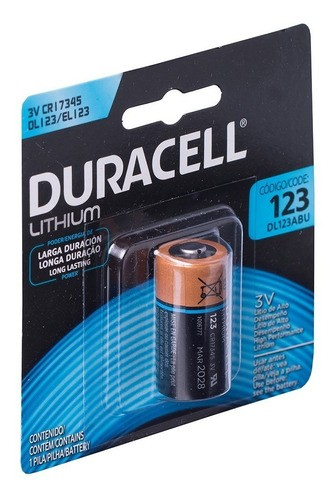 Kit 24 Baterias De Lithium Duracell 3v Cr123 Dl123 Pilha