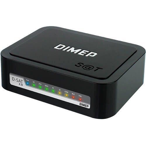 Kit SAT Fiscal DSAT 2.0 Dimep + Impressora MP2800 Bematech