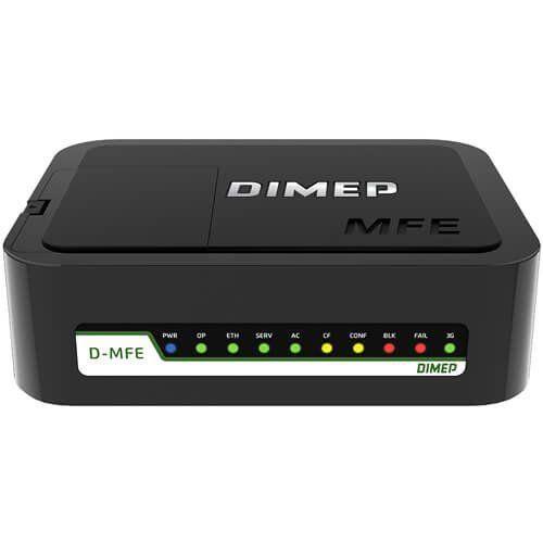 MFE Módulo Fiscal Eletrônico Ceará Dimep DMFE