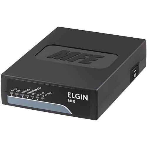 MFE Módulo Fiscal Eletrônico Ceará Elgin Linker