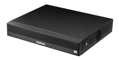 Nvr Gravador Vídeo 4 Canais Nvd 1304 Intelbras HD04TB Purple