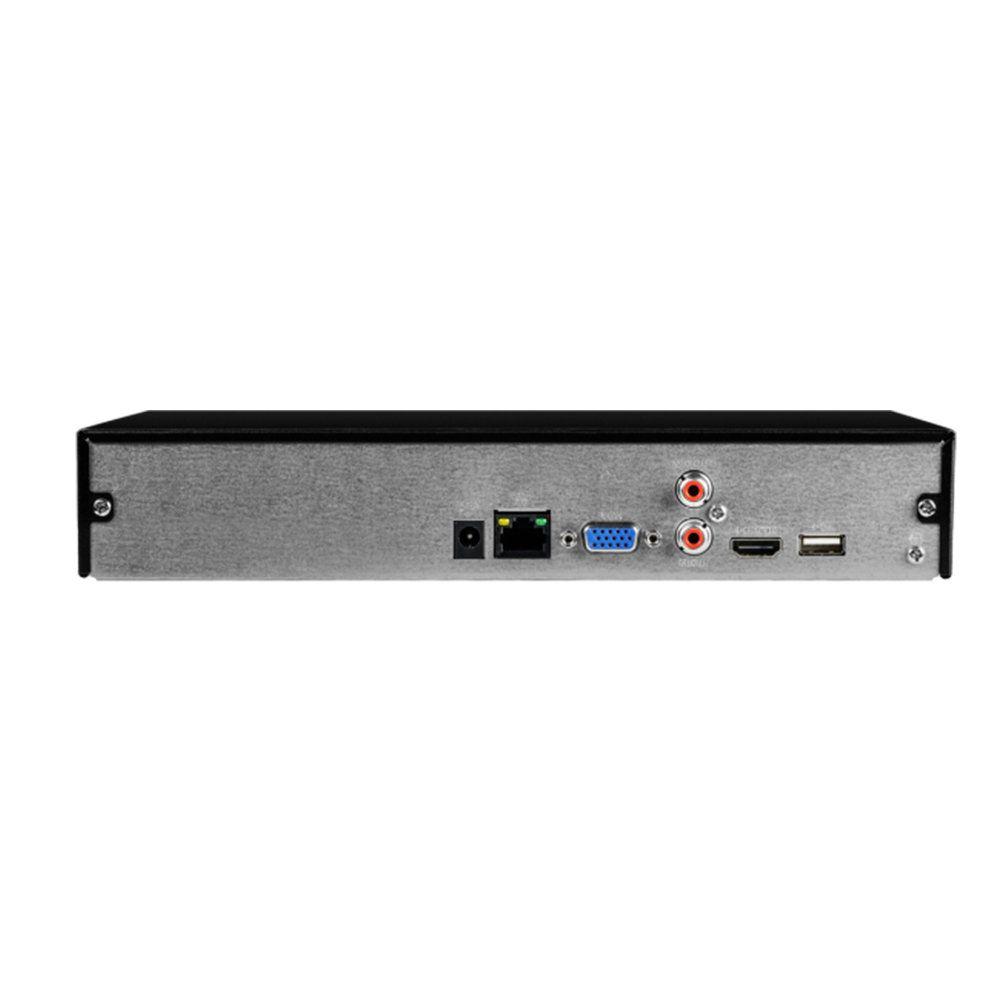 Nvr Gravador Vídeo 16 Canais Nvd 1316 Intelbras HD 6TB Purple