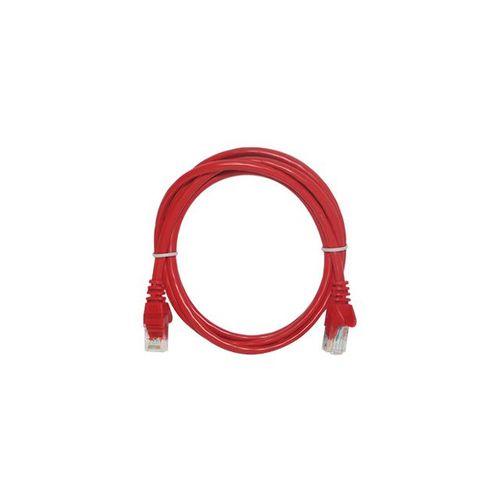 Patch Cord Cat 5e 1,50 Vermelho Data Conect