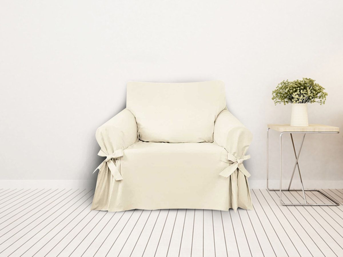 Capa para sofá de 1 lugar em Acquablock Impermeável