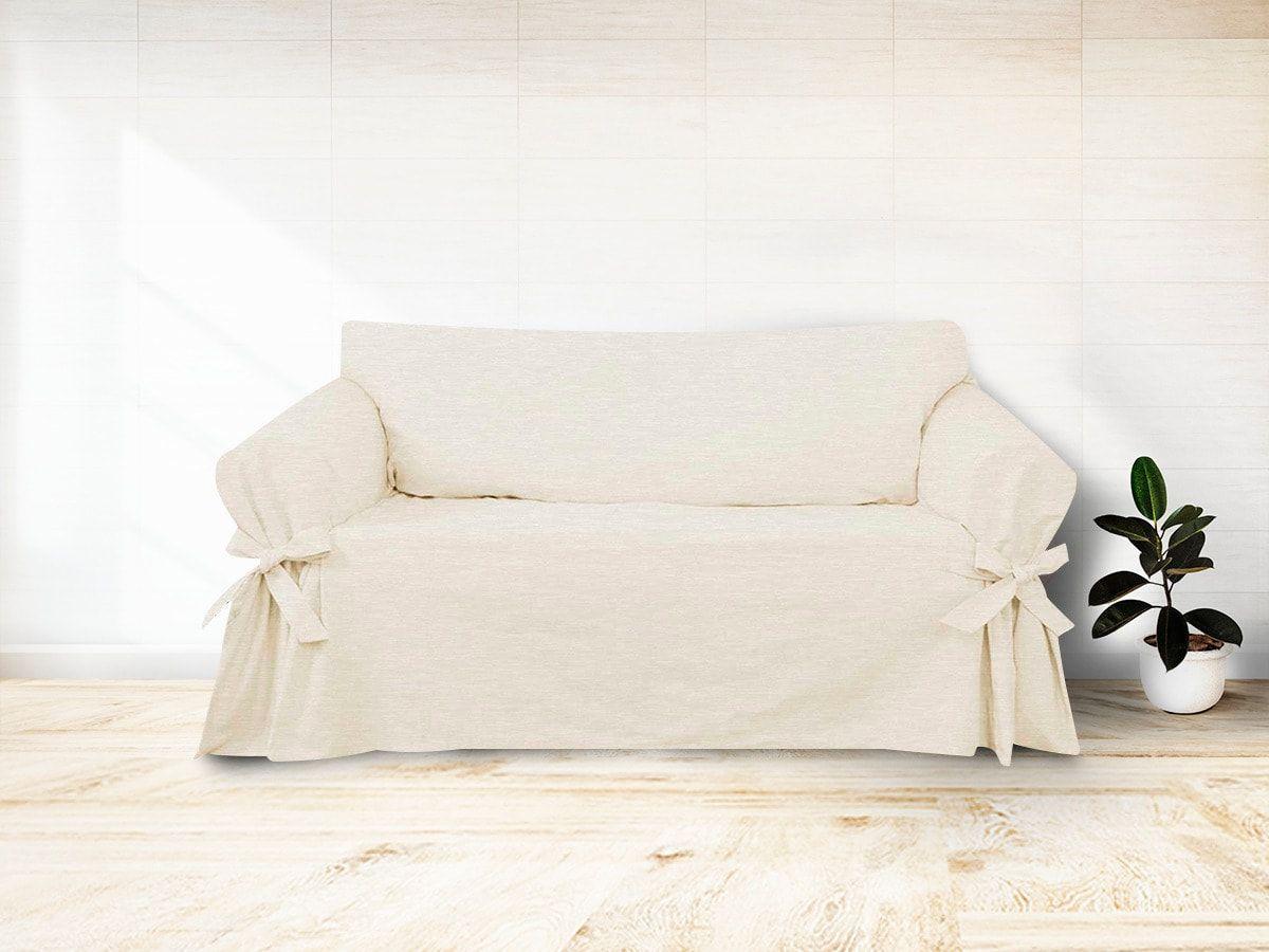 Capa para sofá de 4 lugares em Acquablock Impermeável