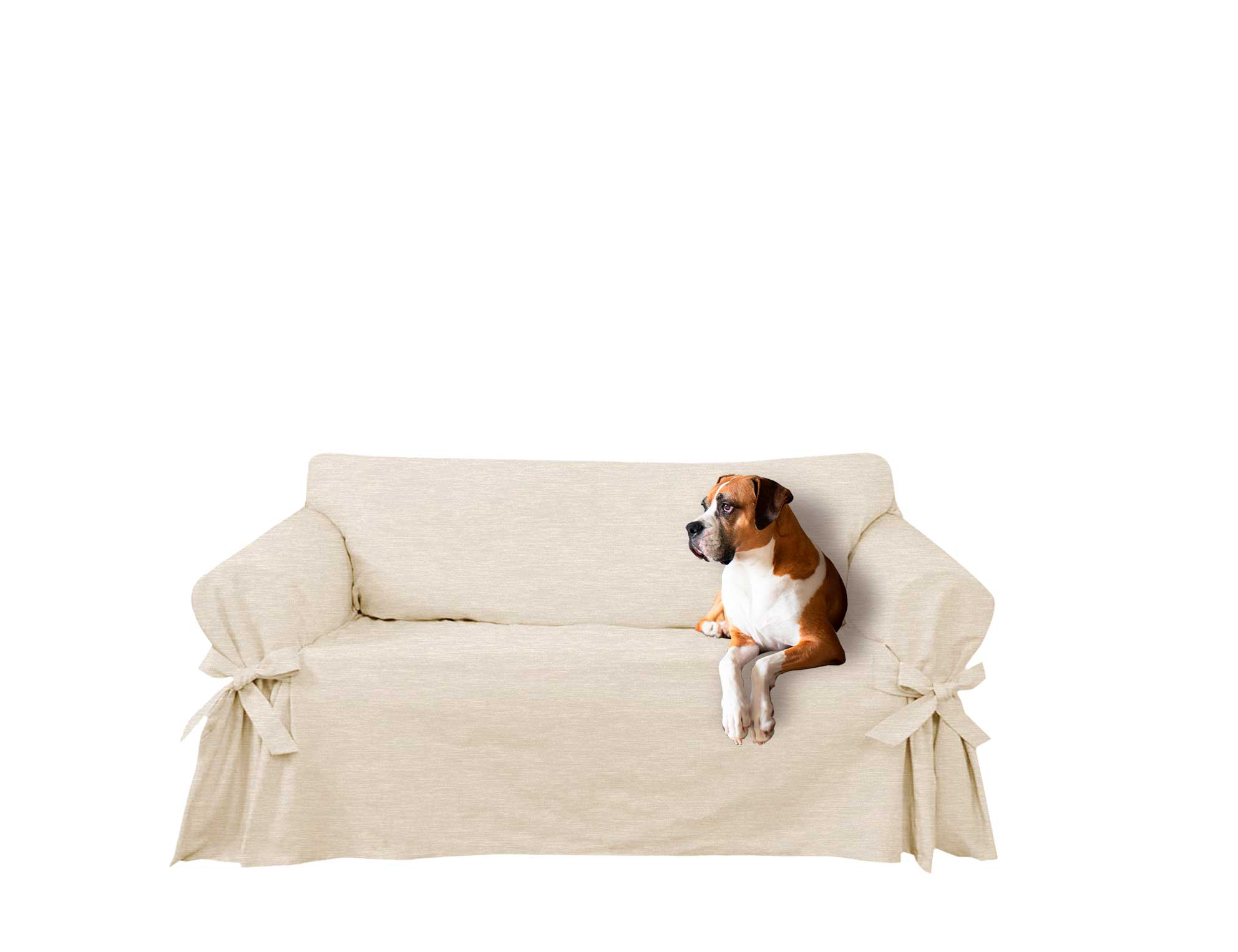 Capa para sofá de 6 lugares em Acquablock Impermeável