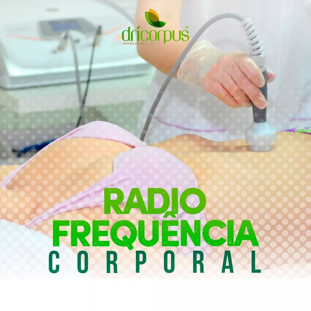 Radiofrequência Facial a Corporal
