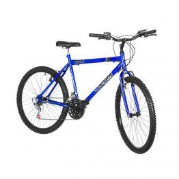 Bicicleta Aro 26 18 Marchas Ultra Bikes Azul BM26-01AZ